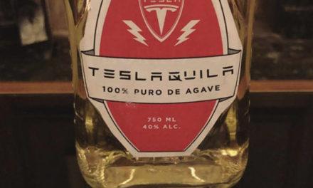 Tesla Tequila?