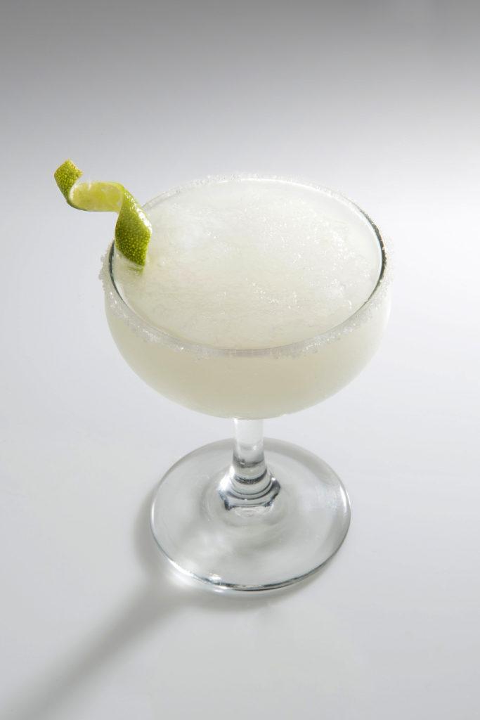 Klassische Tequila Margarita.