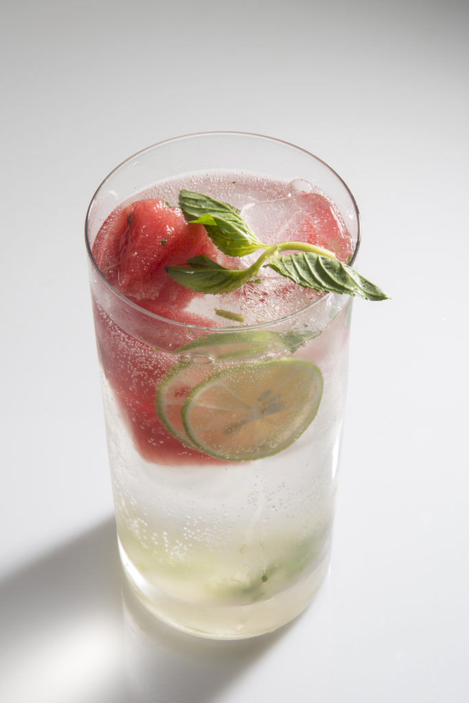 Mexican Mojito Cocktail