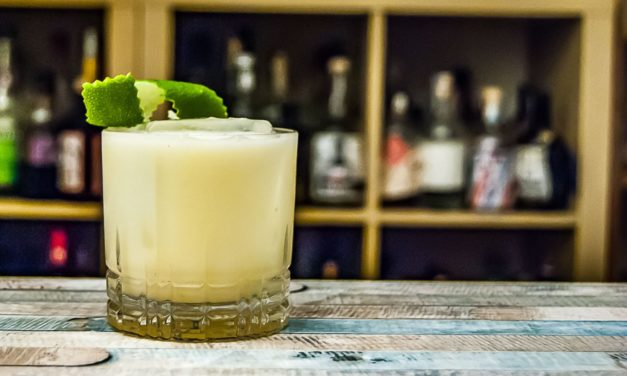 Buttermilch Tequila Cocktail