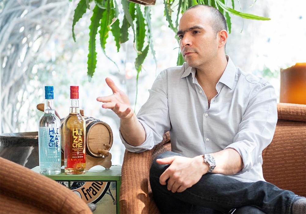 Alejandro Cuevas Romo. Tequila Huizache