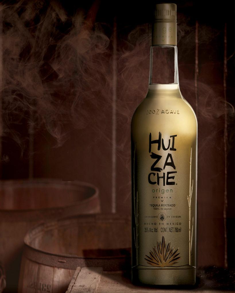 """Der """"Origen Reposado"""" von Tequila Huizache."""