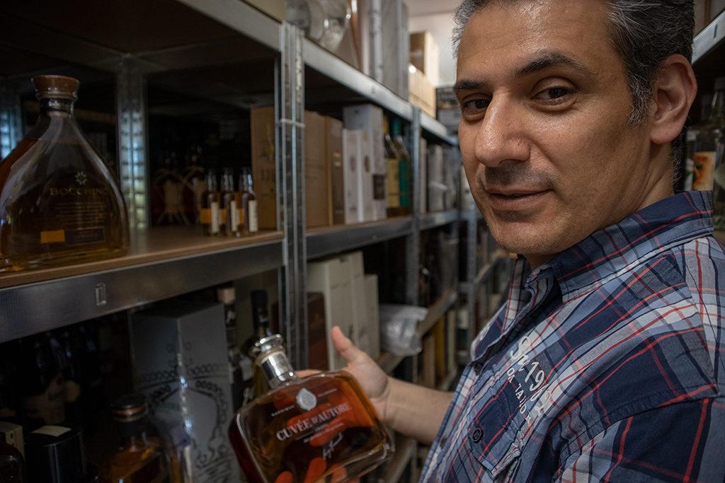 Daniele De Caro - Der Betreiber des Mezcal-Tequila.de Shops