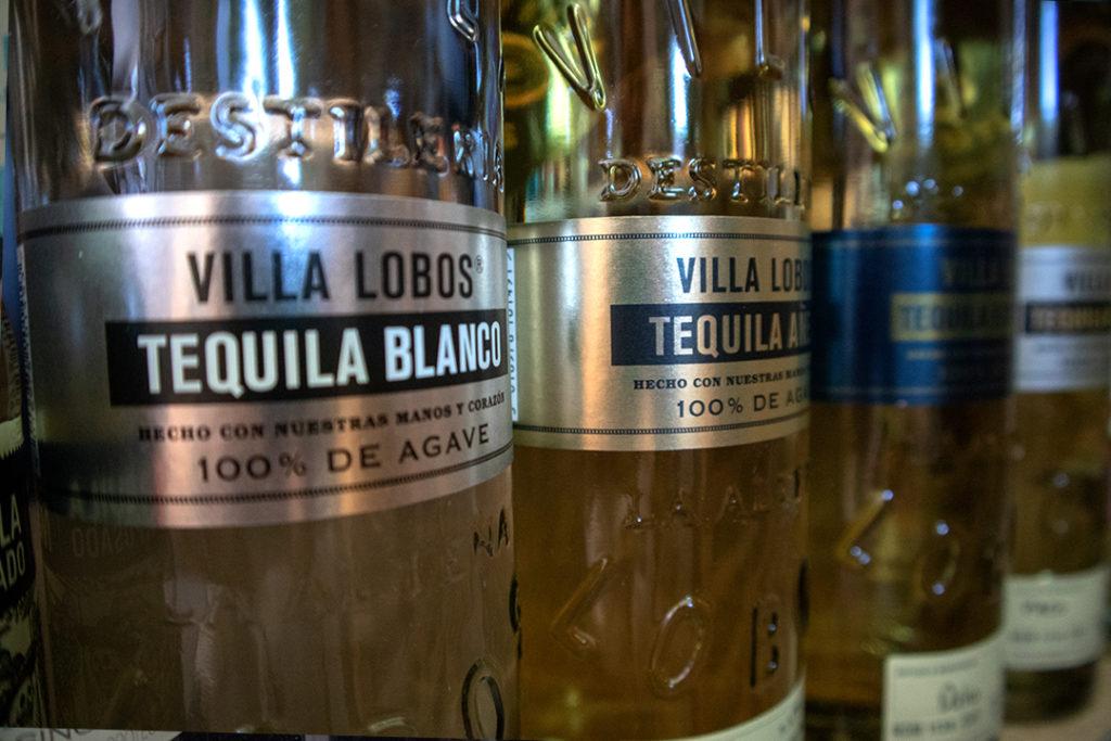 Tequila von Villa Lobos- High End Premium Produkte.