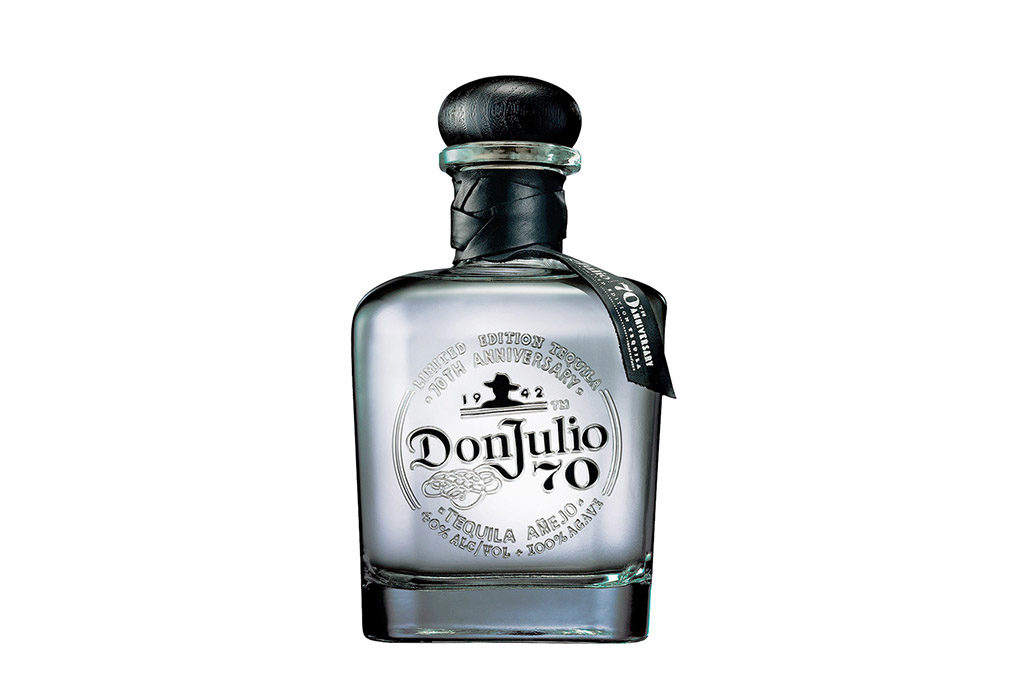 Don Julio 70 Tequila Añejo 70th Anniversary Limited Edition - Cristalino