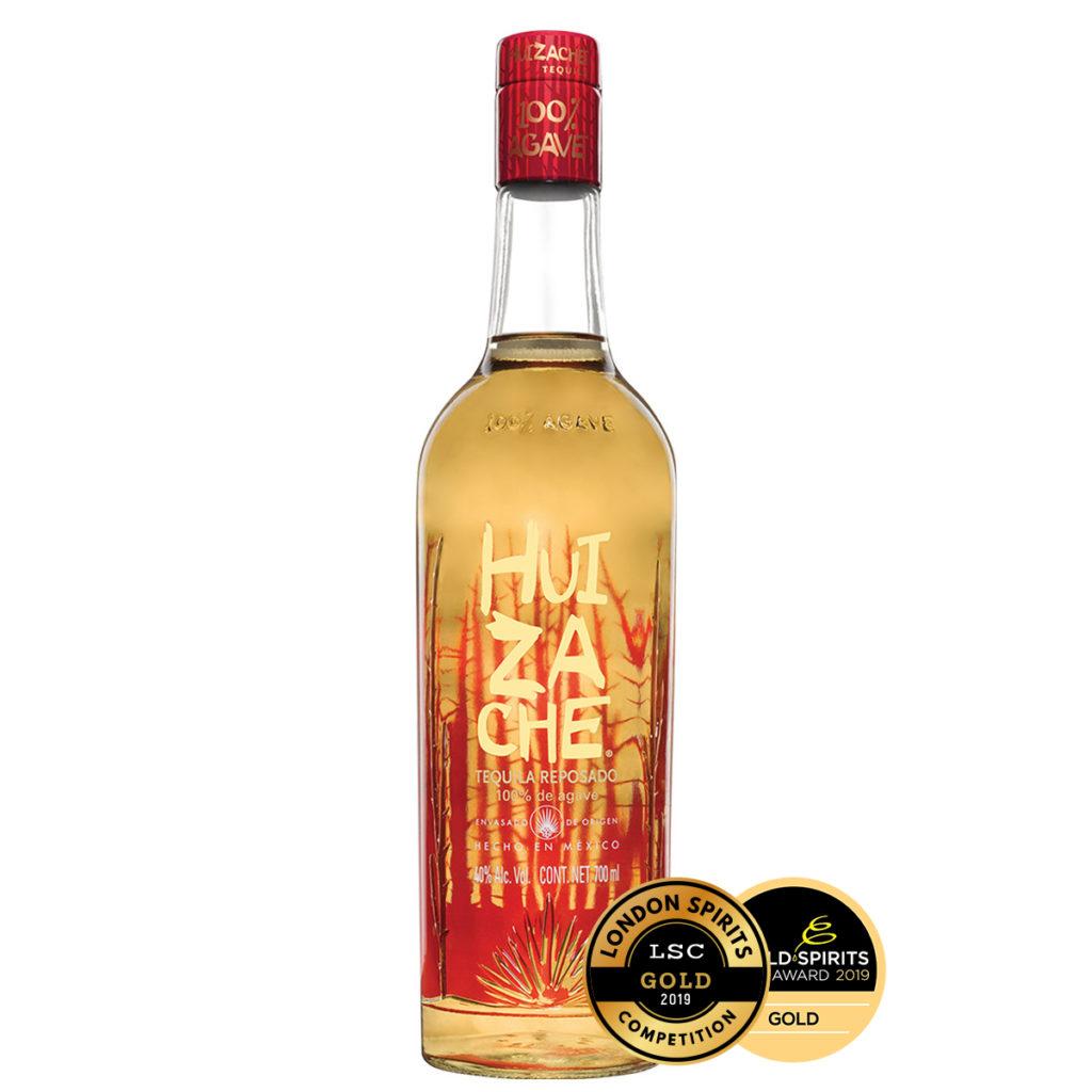 Ein Reposado Tequila von Tequila Huizache