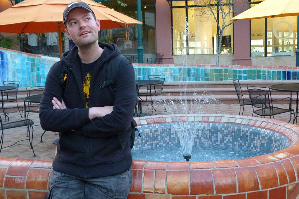 Chris vom Schnaps.blog - denkt nach.