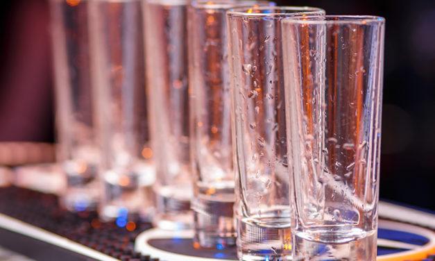 Das Tequila-Ranking 2018. Welches Land trinkt wieviel Tequila?