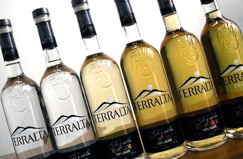 Tequila Terralta - Premium 100% Agave Tequila
