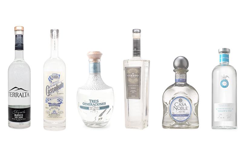 Die besten Tequila Blanco