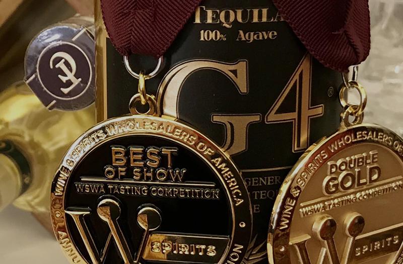 G4 Tequila - der Super Tequila von Felipe Camarena