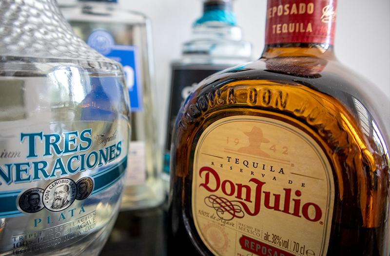 Soviel Tequila gab´s noch nie!