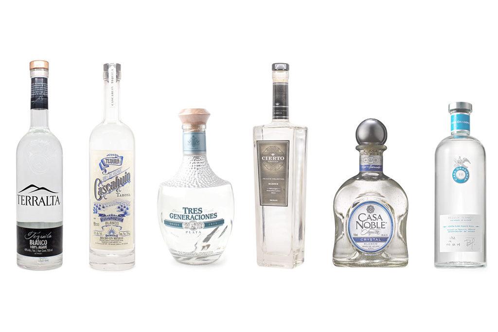 Blindtasting auf TasteTequila.com 2019. Gewonnen hat der Tequila Terralta Blanco.
