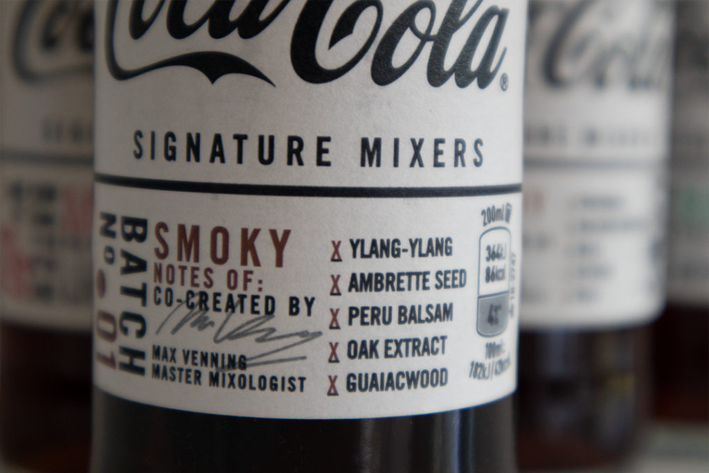 Signature Mixer: Smoky