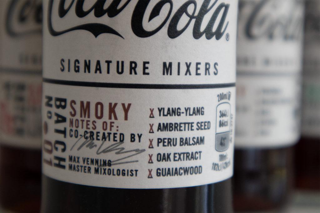 Signature Mixer: Smoky