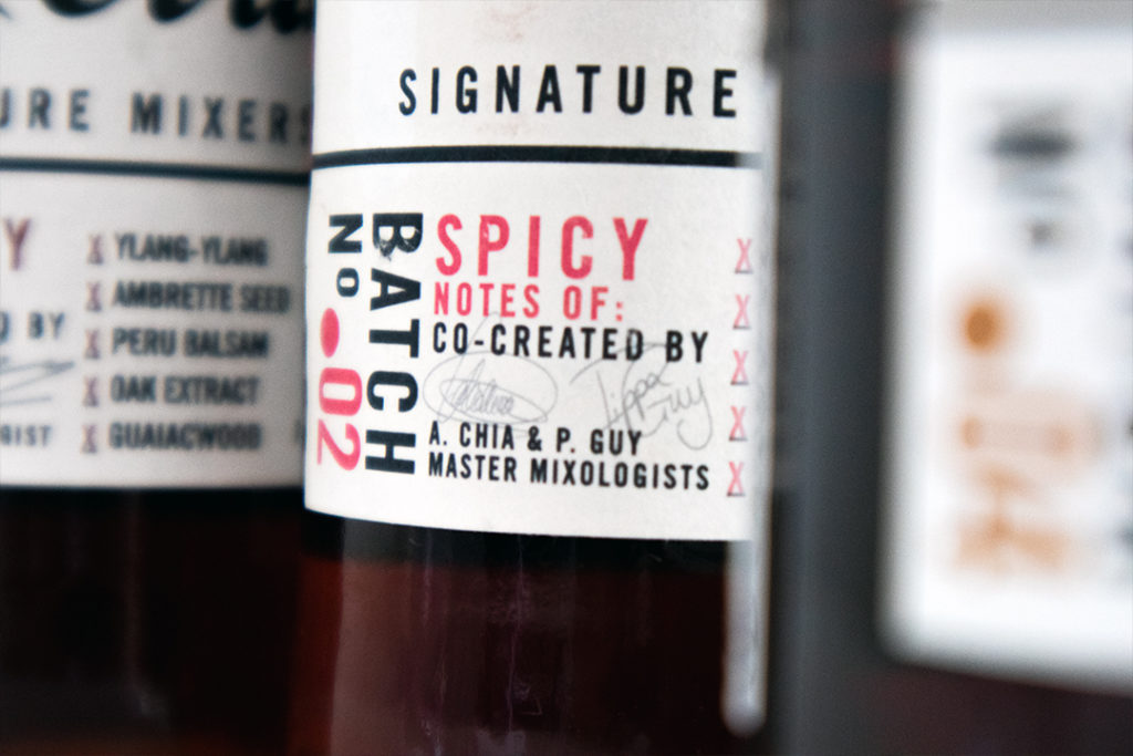 Signature Mixer: Spicy