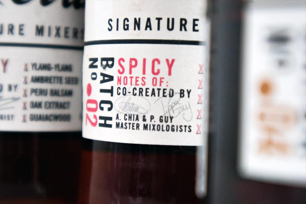 Signature Mixer: Spicy