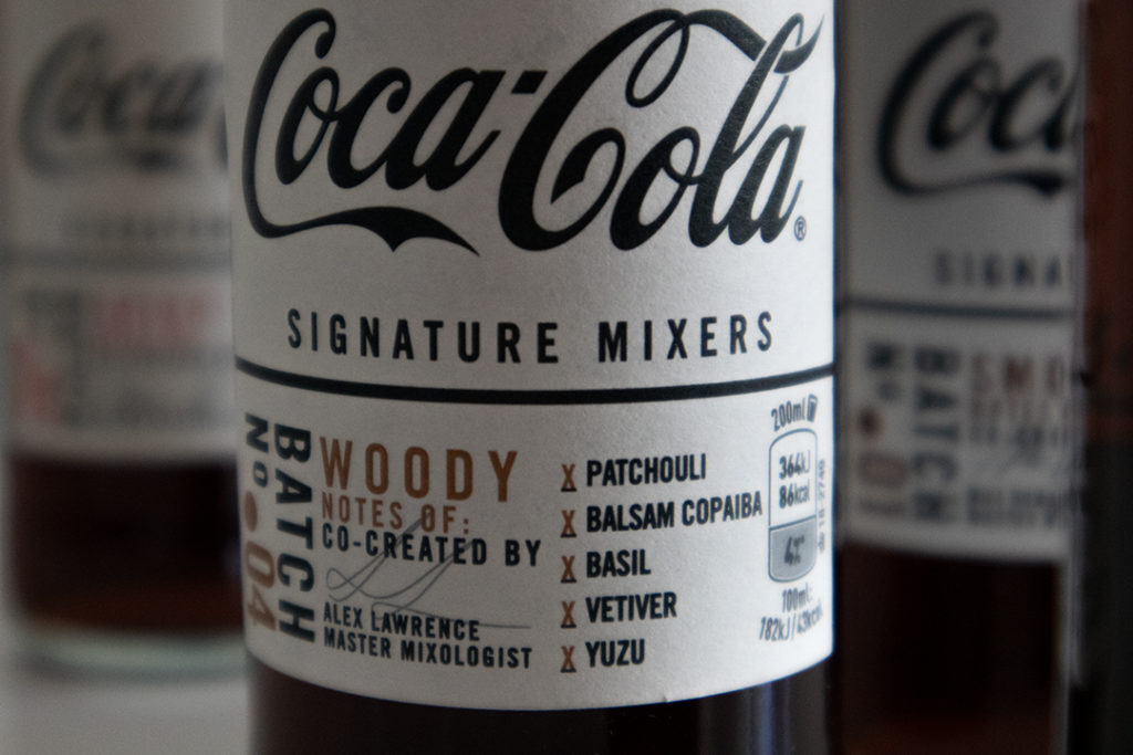 Signature Mixer: Woddy Notes