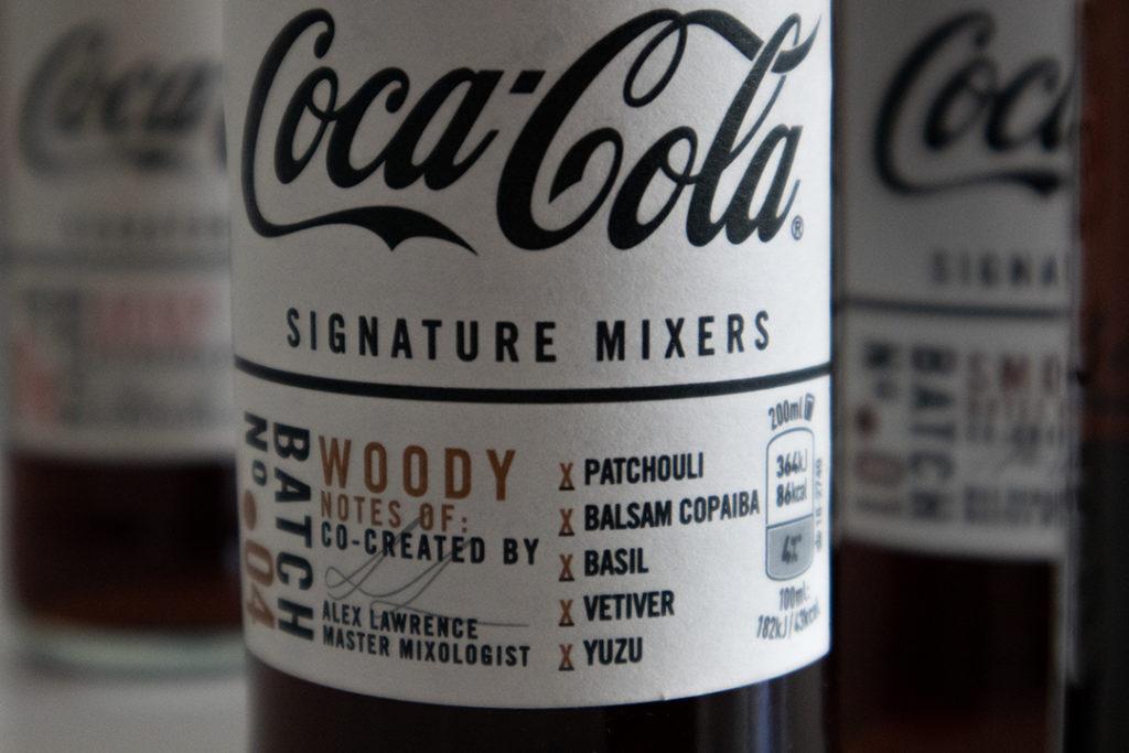 Signature Mixer: Woddy Notes