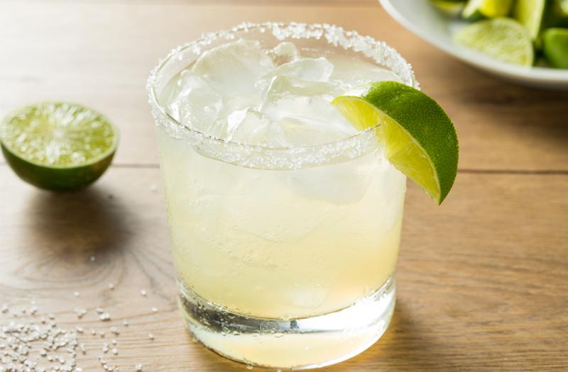 """Die Skinny Margarita: der """"NorCal""""-Cocktail."""