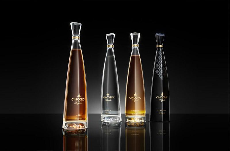 Cincoro Tequila - Super Premium Luxus. Michael Jordan