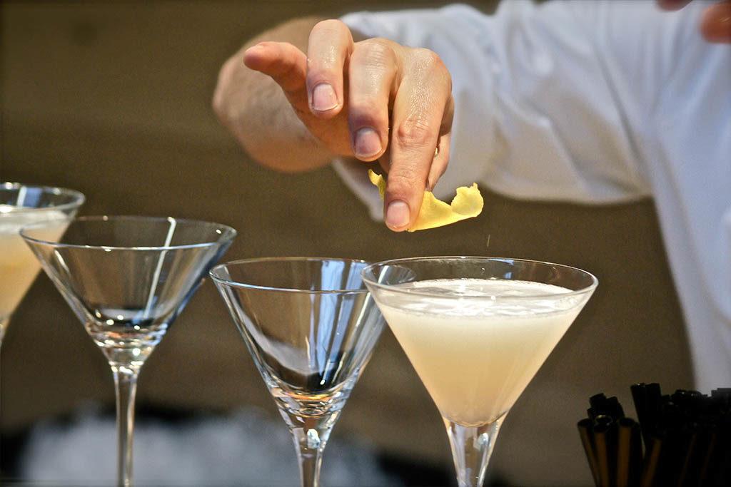 Cocktails mixen mit Mezcal San Cosme