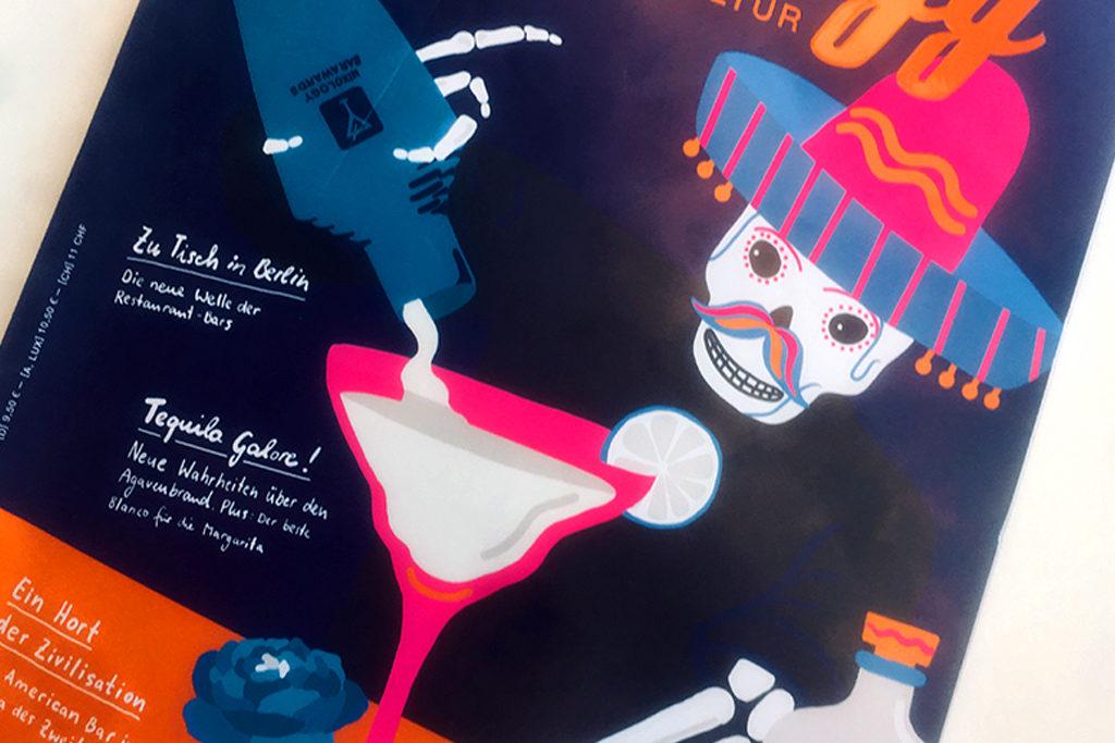 Mixology - Magazin für Barkultur. Sonderausgabe 2019 - Titelthema Tequila