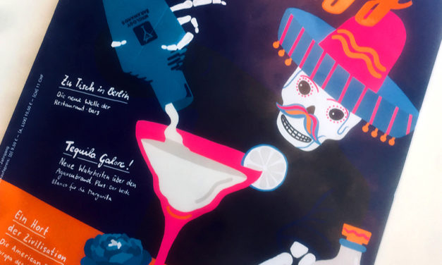 Die Tequila Coverstory.  Mixology Sonderausgabe 2019