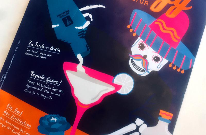 Mixology Sonderausgabe 2019 Tequila und Mezcal