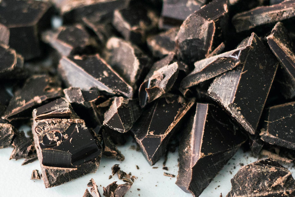 Schokolade Arome - das stammt meist aus der Fasslagerung bei der Tequila Produktion.