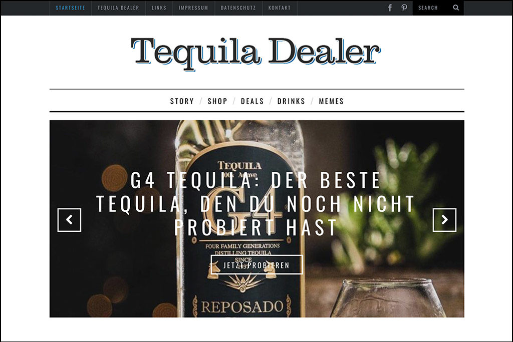 Blog Tequiladealer.de Alles über Tequila und Mezcal wissen