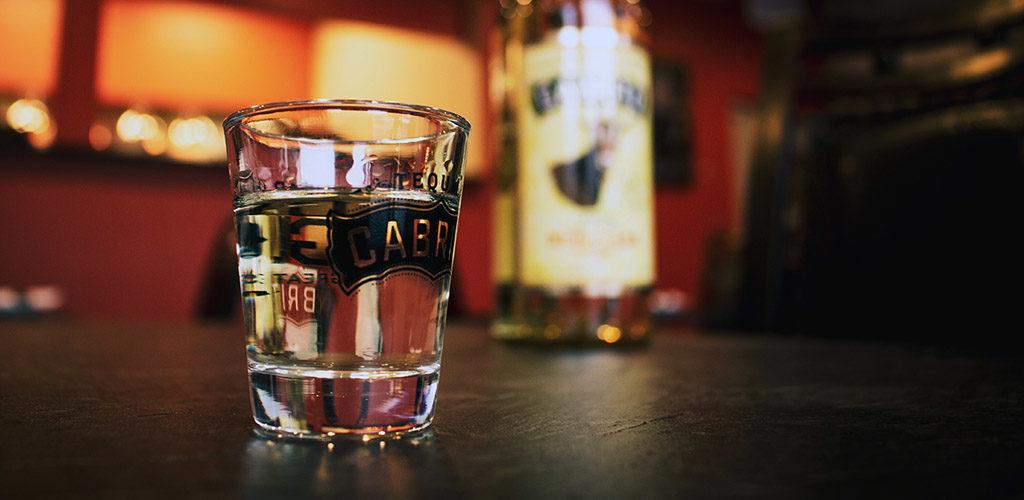 38% oder 40% sind gängige Trinkstärken bei Tequila