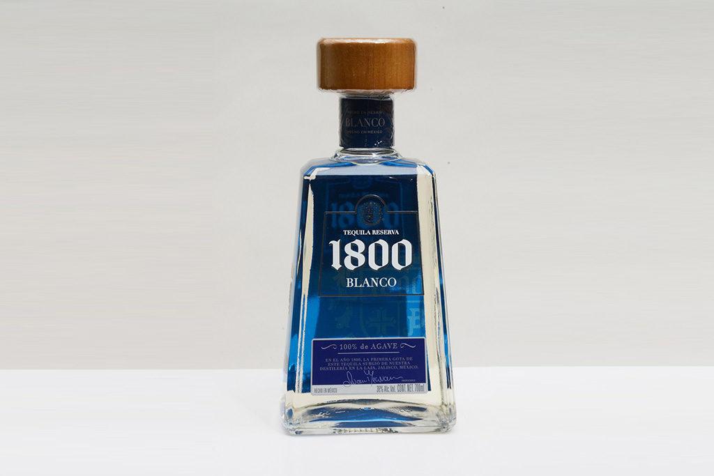 1800 Blanco von Jose Cuervo - ein 100% Premium Tequila