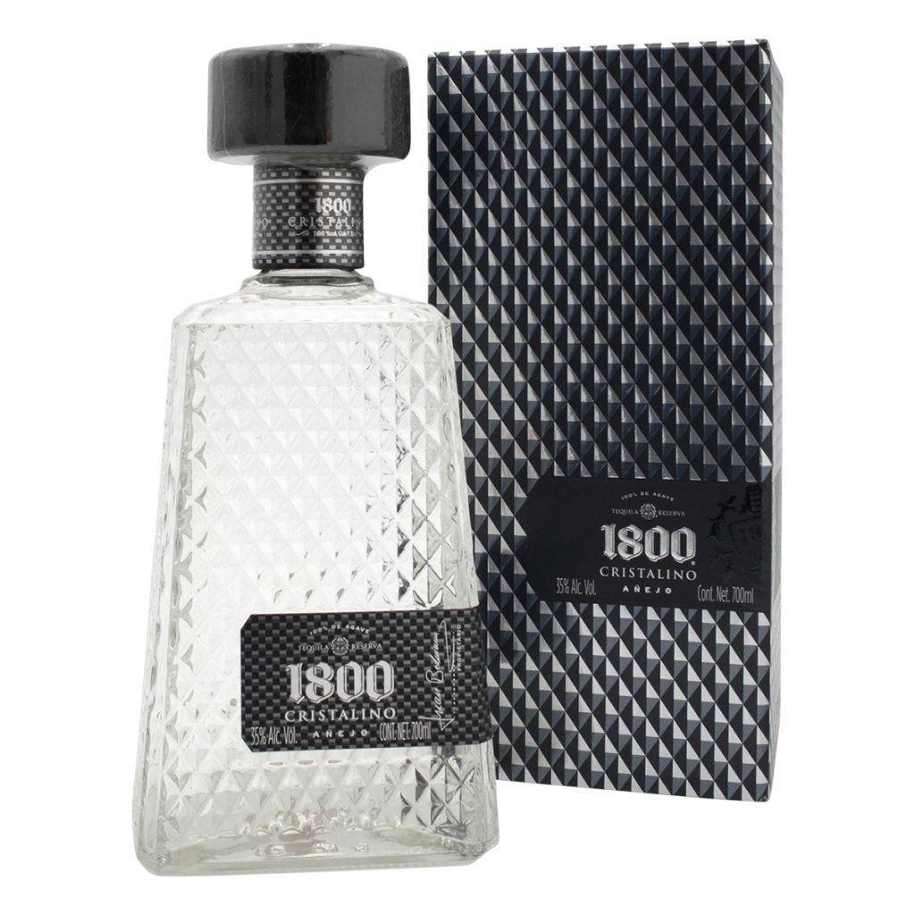 1800 Cristalino von Jose Cuervo mit 35% Volumenprozent