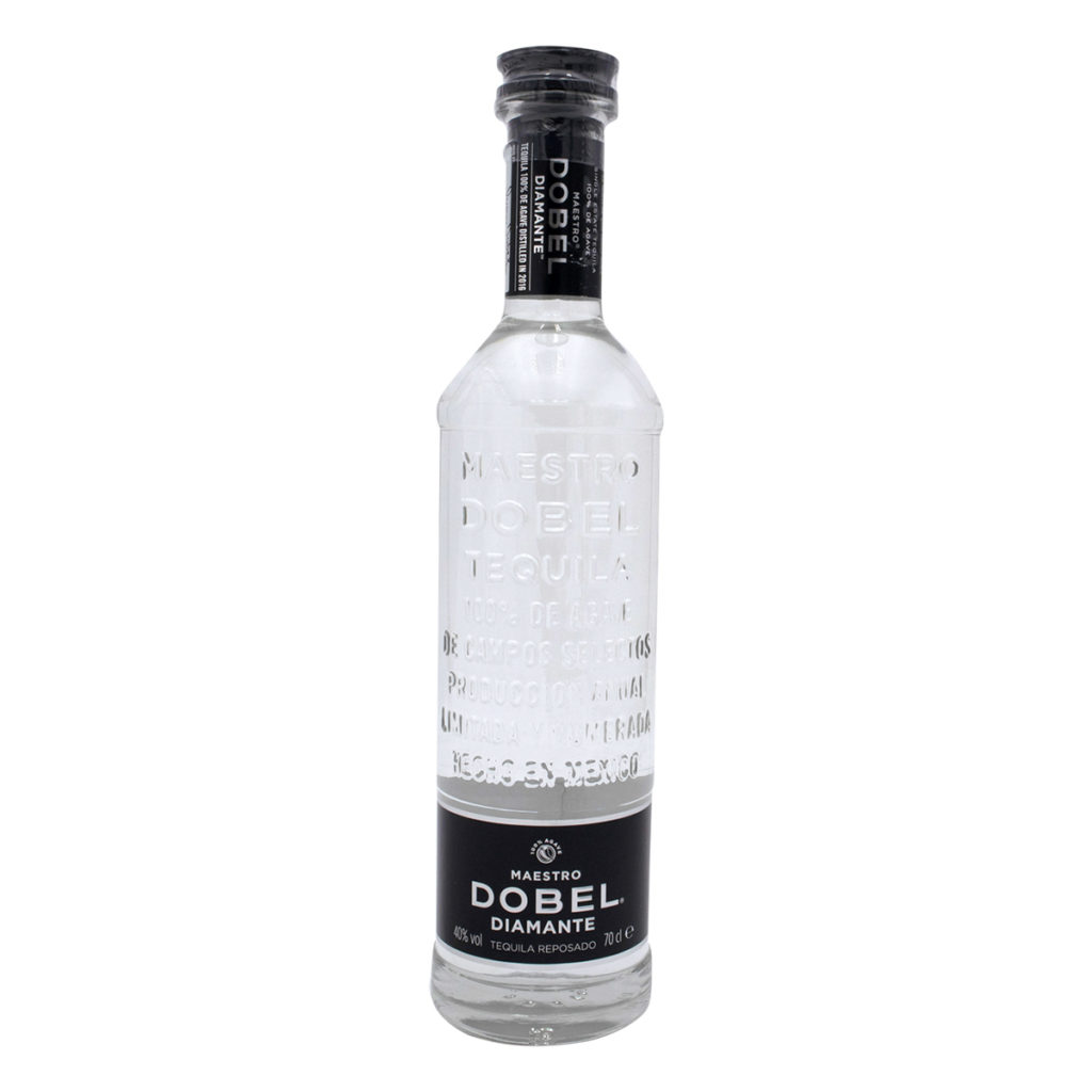 Der Tequila Maestro Dobel Diamante - ein Cristalino Tequila