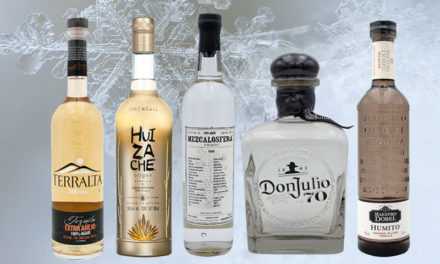5 Tequila Geschenkideen für Weihnachten.