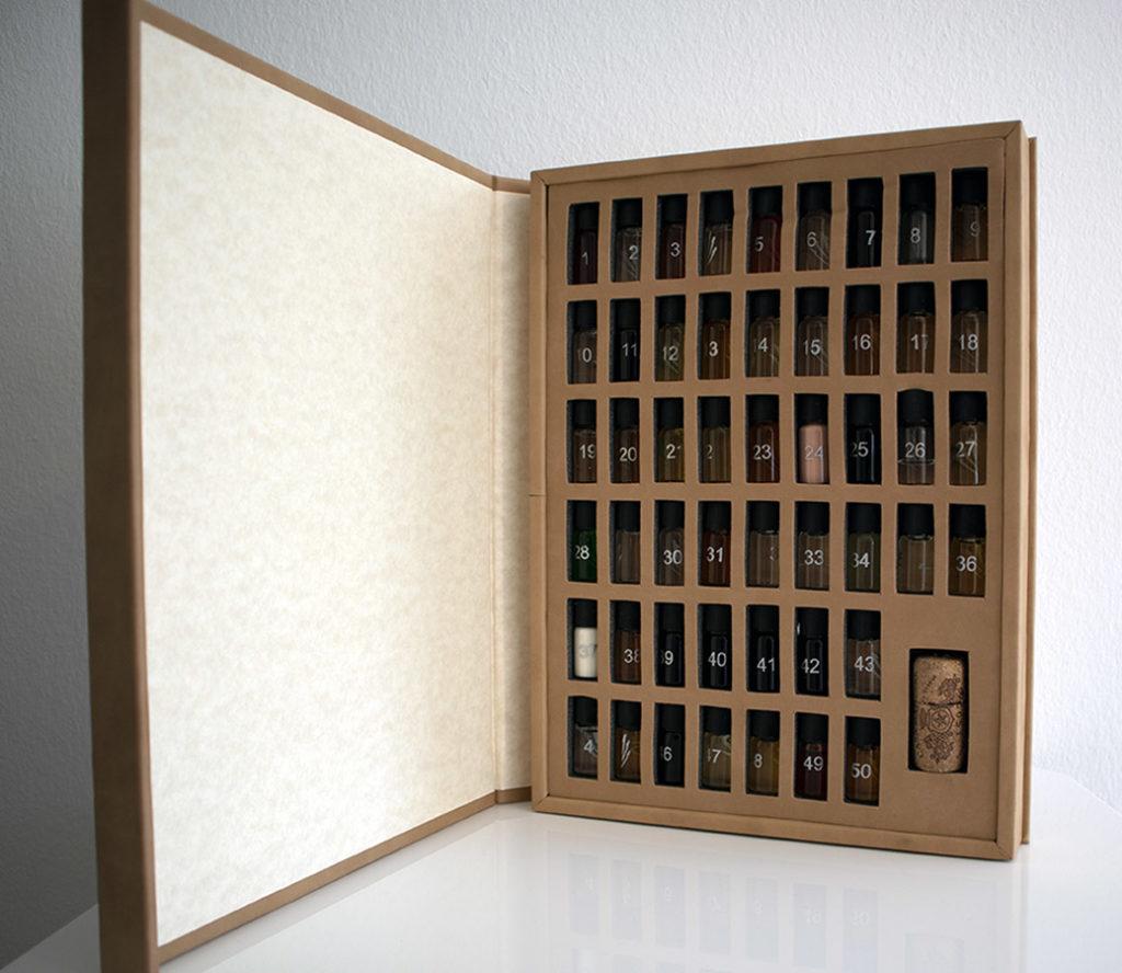 Das Tequila Aroma Set Los Aromas del Tequila von Ana Maria Romero.