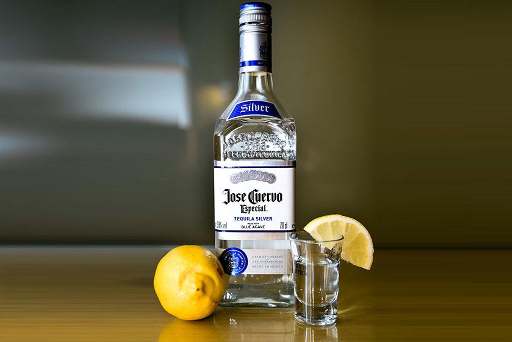 Der Jose Cuevo Especial 38% Tequila Blanco