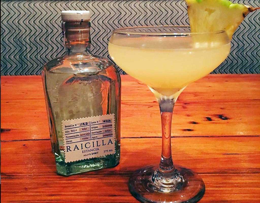 Ein Raicilla von Estancia - perfekt im Cocktail!