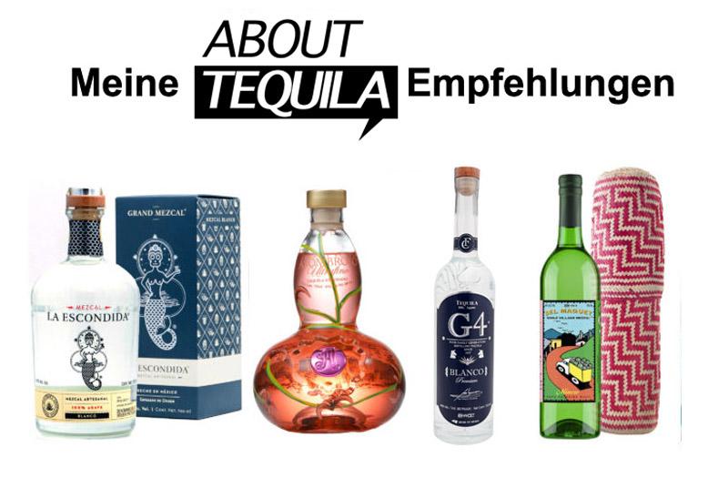 Tequila und Mezcal online kaufen - meine Emfehlungen