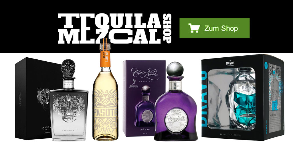 Tequila und Mezca online kaufen