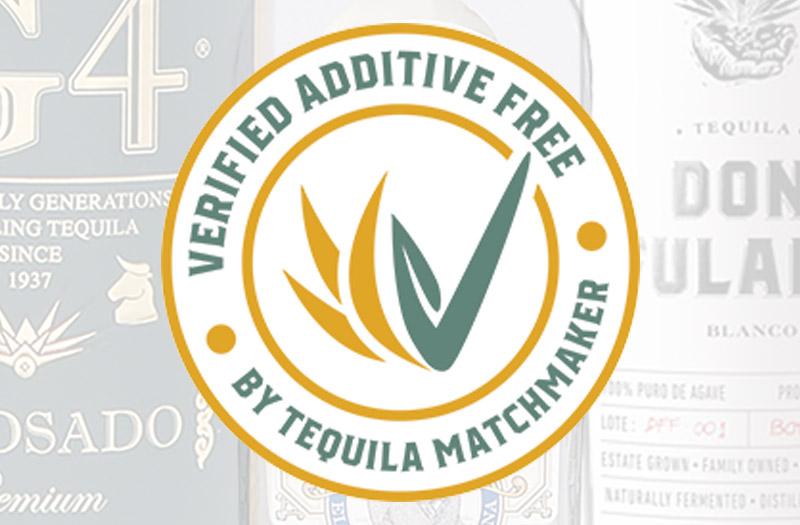 Tequila ohne Zusatzstoffe. Additive Free tequila