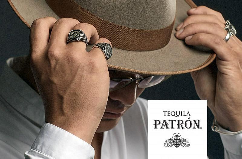 Dominic Bruckmann, BA Tequila Patron