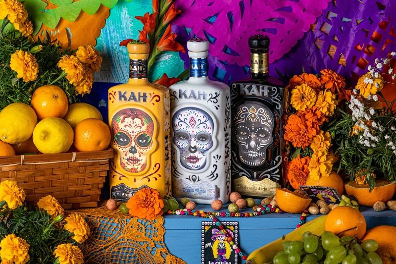 KAH Tequila - new Bottle design