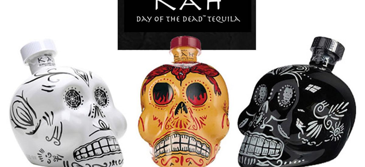Skull Design - KAH Tequila