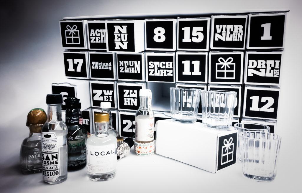 Tequila & Mezcal Adventskalender