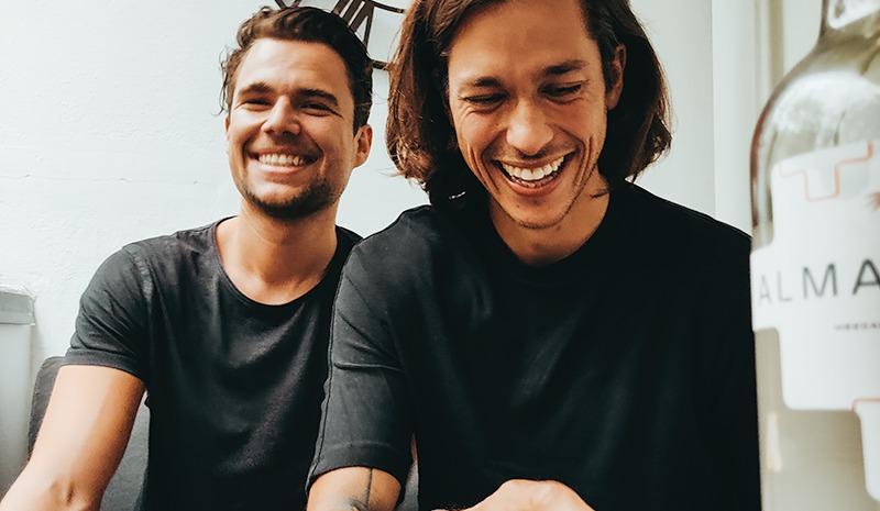 Sören und Matthias sind die Gründer von Mezcal Alma Libre