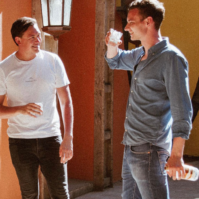 Mayaciel Tequila - Premium Tequila - Next Generation