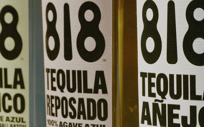 Tequila 818 Kendall Jenner