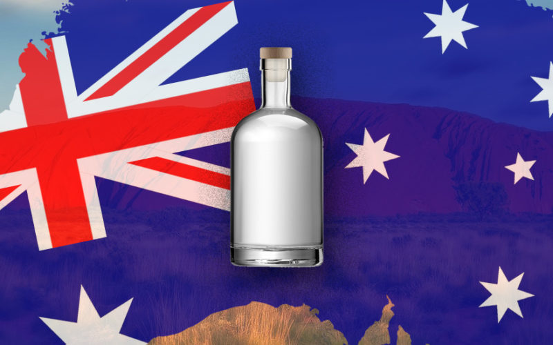 Tequila from Down under